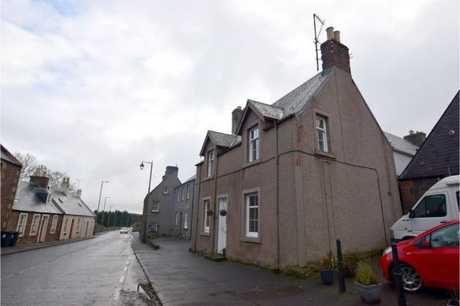 Thumbnail Flat for sale in East High Street, Lauder