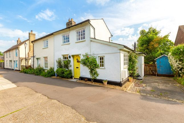 Thumbnail Cottage for sale in Meeting Lane, Melbourn, Royston