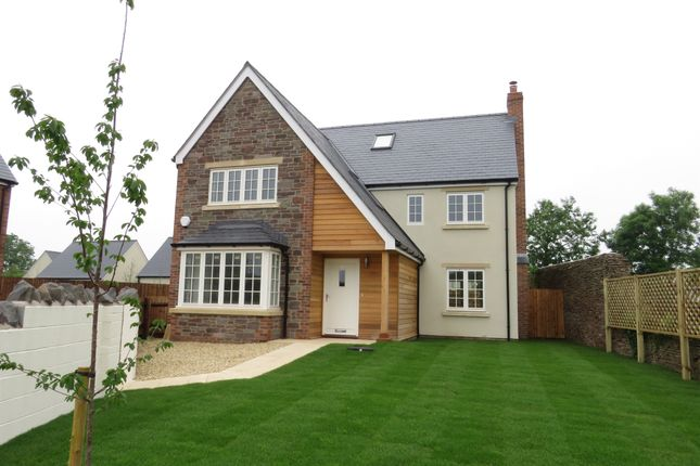 Thumbnail Detached house for sale in Bristol Road, Frampton Cotterell, Bristol