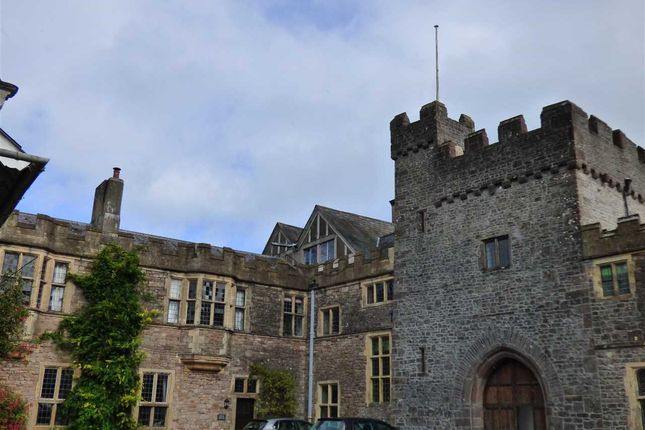 Thumbnail Flat for sale in William IV Wing, Itton Court, Itton, Chepstow