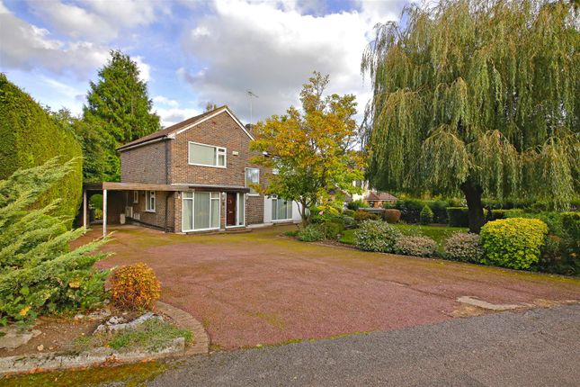 Thumbnail Detached house for sale in Links Drive, Elstree, Borehamwood
