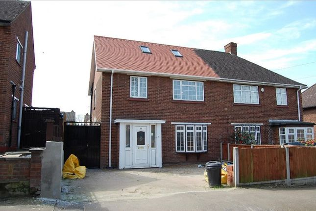 Thumbnail Semi-detached house to rent in Hazeleigh Gardens, Woodford Green, Essex.