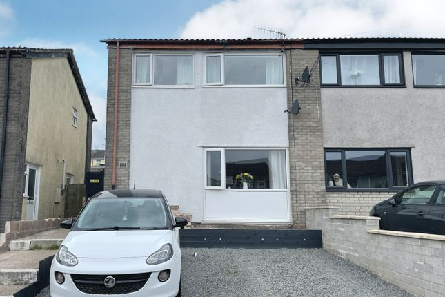 3 bed semi-detached house for sale in Forest Avenue, Cefn Hengoed, Hengoed CF82