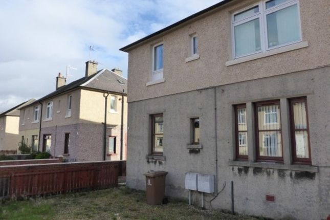 Thumbnail Flat to rent in Argyll Avenue, Falkirk