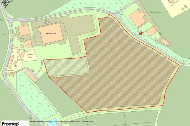 Thumbnail Land for sale in Blackmore End, Braintree