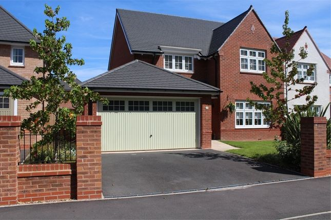 Thumbnail Detached house for sale in Mather Avenue, Liverpool, Merseyside