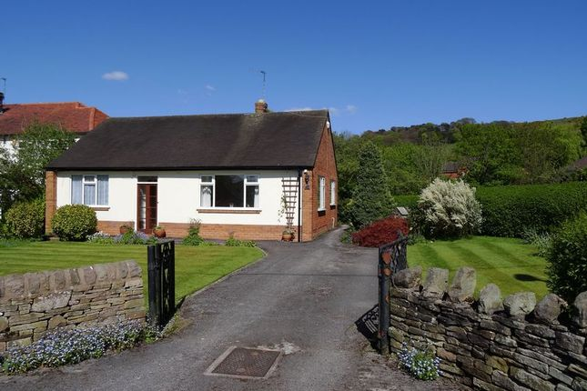 Thumbnail Detached bungalow for sale in Whitney Croft, Higher Fence Road, Macclesfield