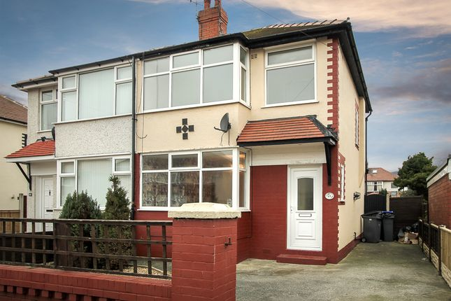 Thumbnail Semi-detached house to rent in Neville Avenue, Thornton-Cleveleys