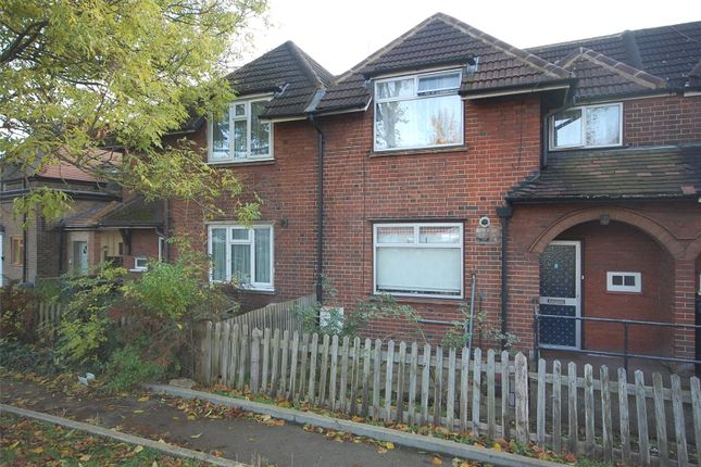 2 bed terraced house for sale in Woodhouse Road, North Finchley, London