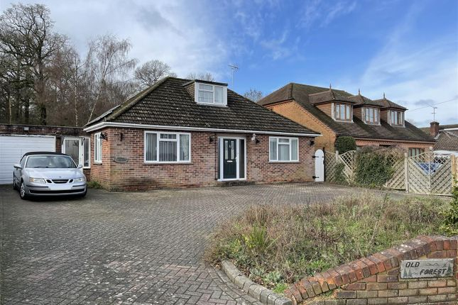 Thumbnail Bungalow for sale in Hampstead Norreys Road, Hermitage, Thatcham