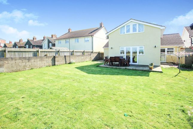 Thumbnail Detached bungalow for sale in Sudbrook, Caldicot