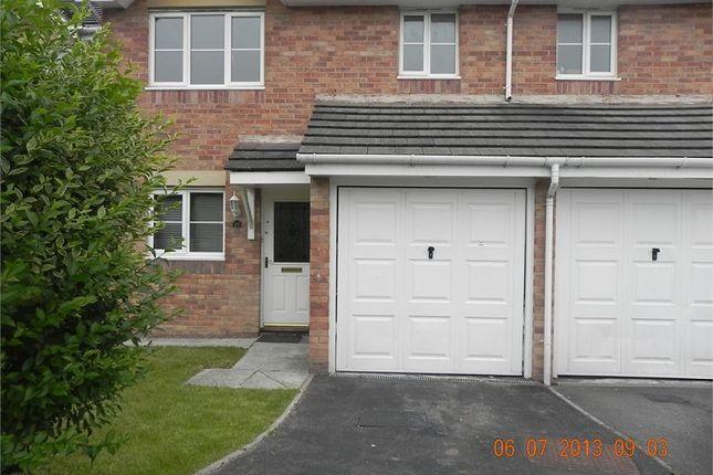 Thumbnail Semi-detached house to rent in Llys Pentre, Broadlands, Mid Glamorgan.