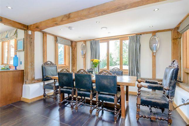 Dining Room of Park Street Lane, Slinfold, Horsham, West Sussex RH13