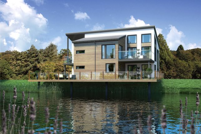 Thumbnail Detached house for sale in Waters Edge, South Cerney, Cirencester, Gloucestershire