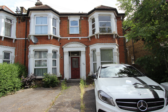 Thumbnail Flat to rent in Belgrave Road, Ilford Essex