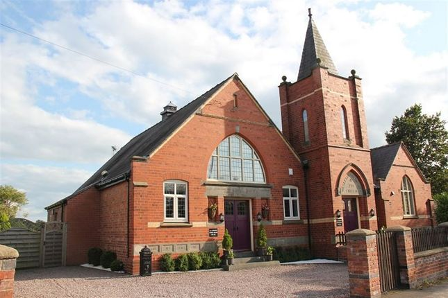 Thumbnail Semi-detached house to rent in Crewe Road, Haslington, Crewe