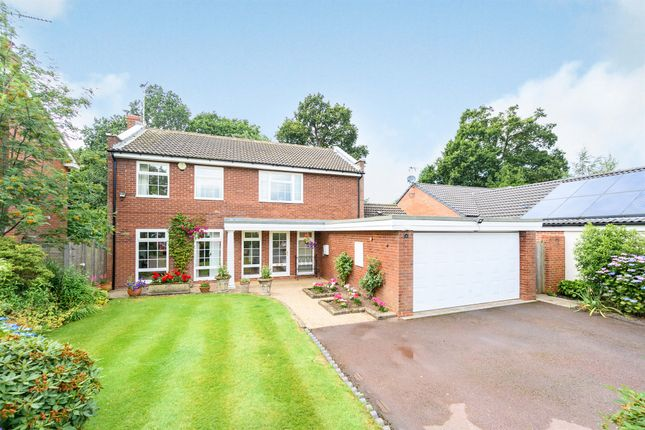 Thumbnail Detached house for sale in Arley Road, Solihull