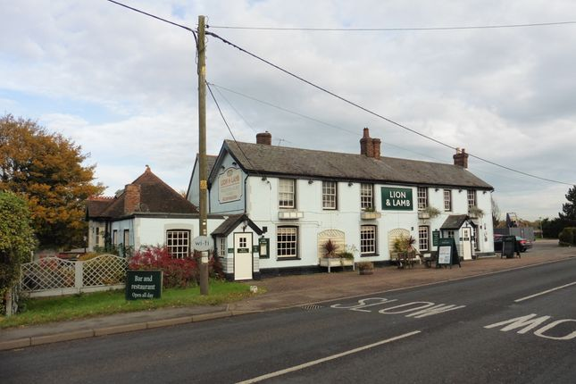 Thumbnail Pub/bar for sale in Stortford Road, Essex: Dunmow