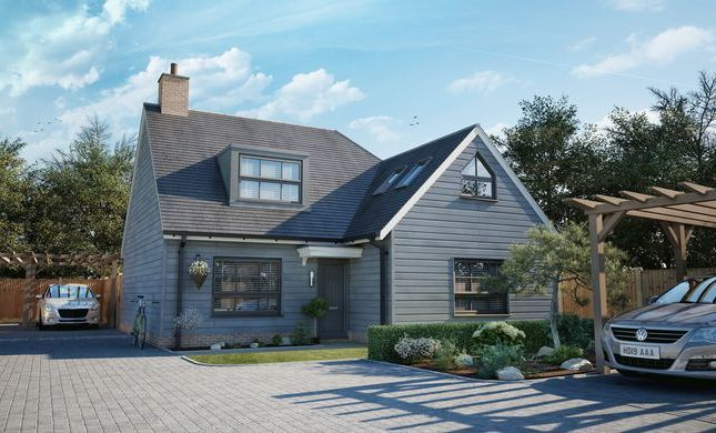 Thumbnail Detached house for sale in Oakfield Road, East Wittering, Chichester