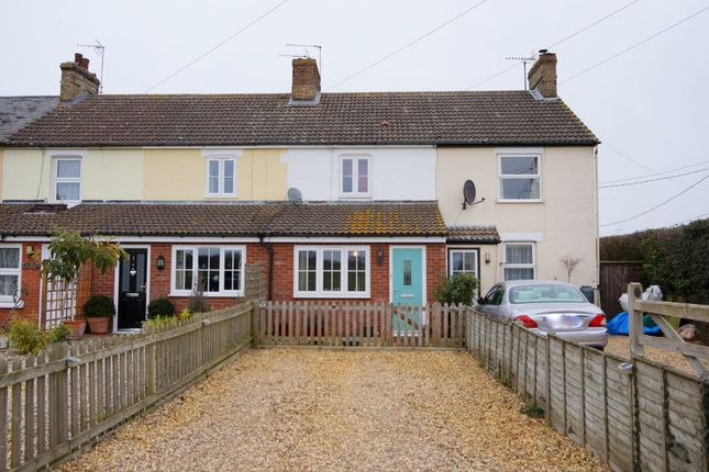 Thumbnail Terraced house for sale in Park Road, East End, East Bergholt, Suffolk