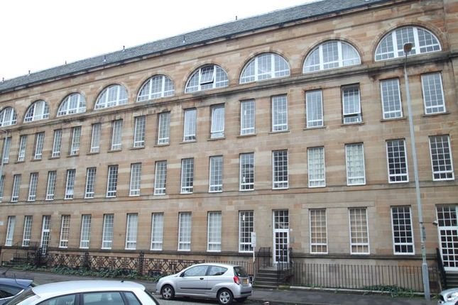 Thumbnail Flat to rent in Kent Road, Glasgow