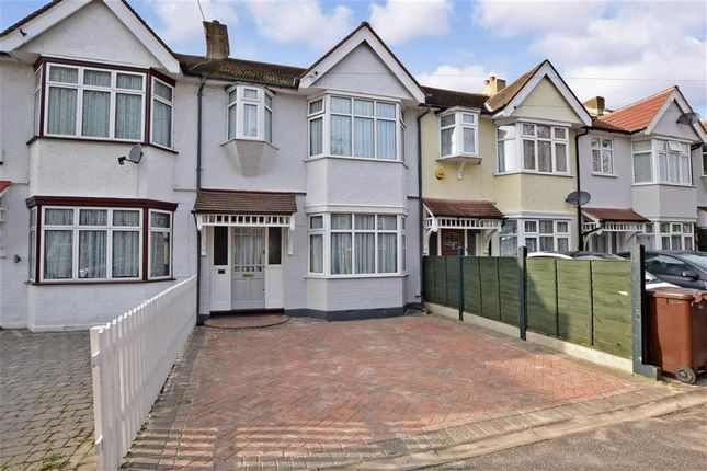 Thumbnail Terraced house for sale in Heathcote Grove, London