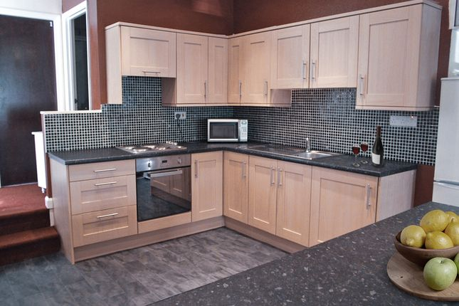 Thumbnail Terraced house to rent in Mansfield Road, City Centre, Nottingham