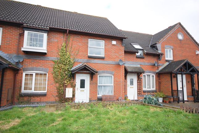 Thumbnail Terraced house for sale in Chestnut Road, Abbeymead, Gloucester