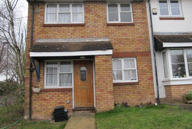 Thumbnail End terrace house to rent in Brantwood Way, Orpington
