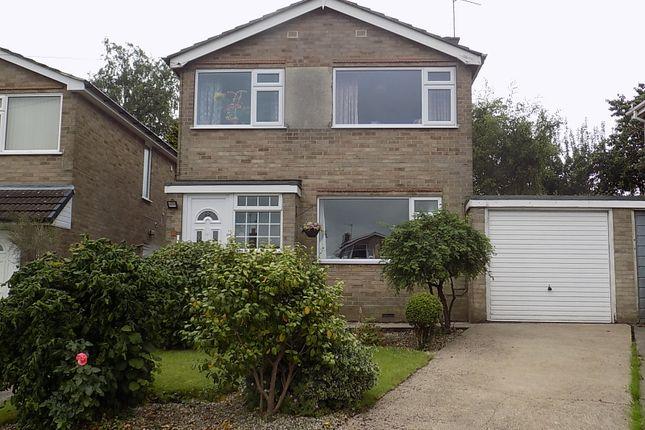 Thumbnail Detached house for sale in Alport Close, Ashbourne