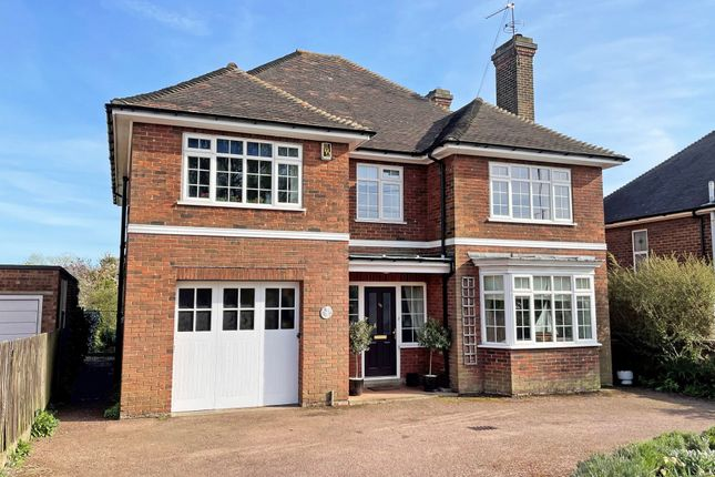 Thumbnail Detached house for sale in Northampton Road, Wellingborough