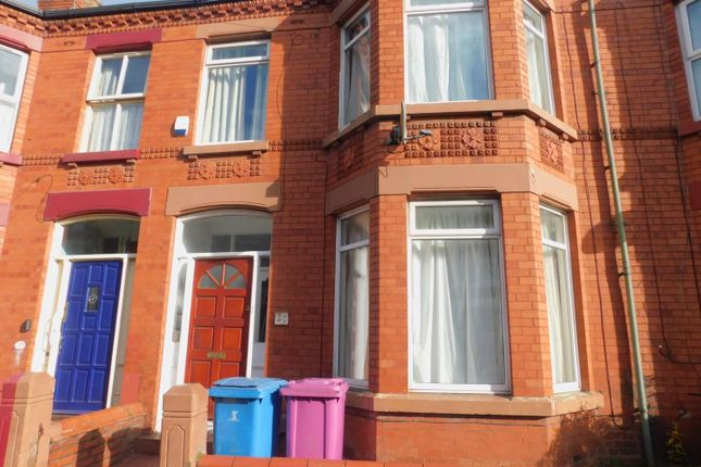 Thumbnail Property to rent in Oakdale Road, Mossley Hill, Liverpool