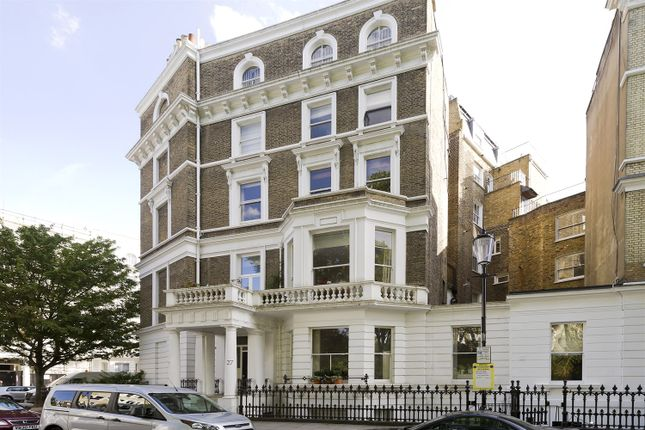 Front (Main) of Lexham Gardens, London W8