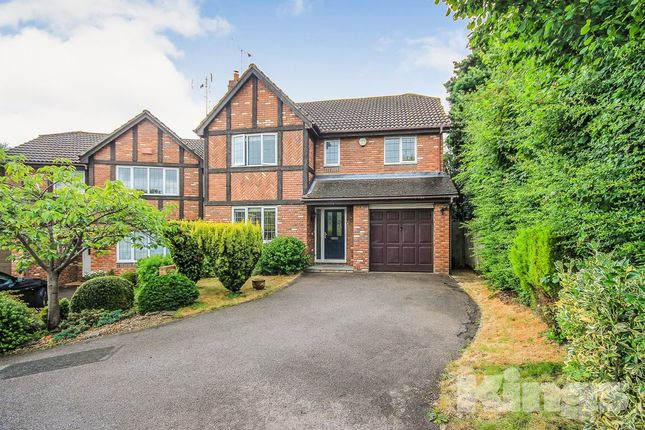 4 bed detached house to rent in Mill Road, Dunton Green, Sevenoaks