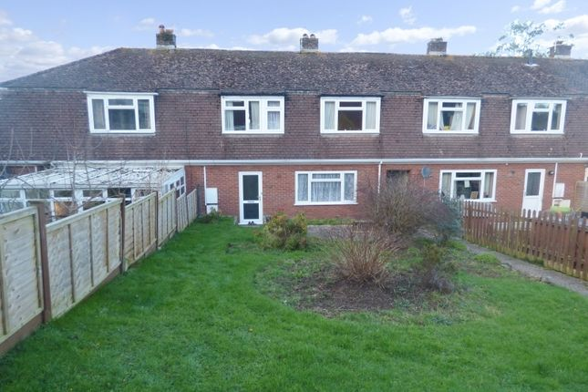 Thumbnail Terraced house for sale in Magdalene Close, Totnes
