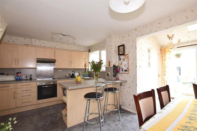 Thumbnail Terraced house for sale in Millfield, New Ash Green, Longfield, Kent
