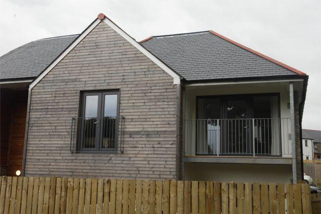 Thumbnail Flat to rent in Fettling Lane, Charlestown, St Austell, Cornwall