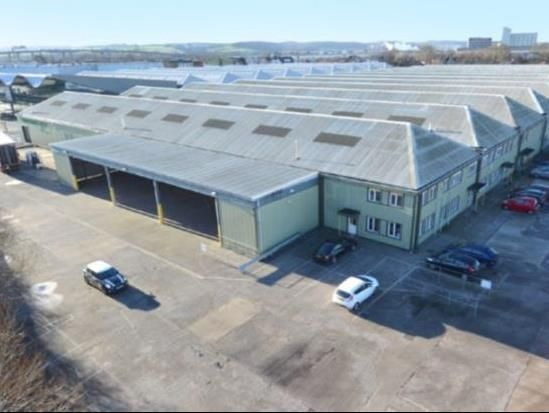 Thumbnail Industrial to let in Unit A, Unit A, Nova Distribution Centre, Crowley Way, Avonmouth, Bristol