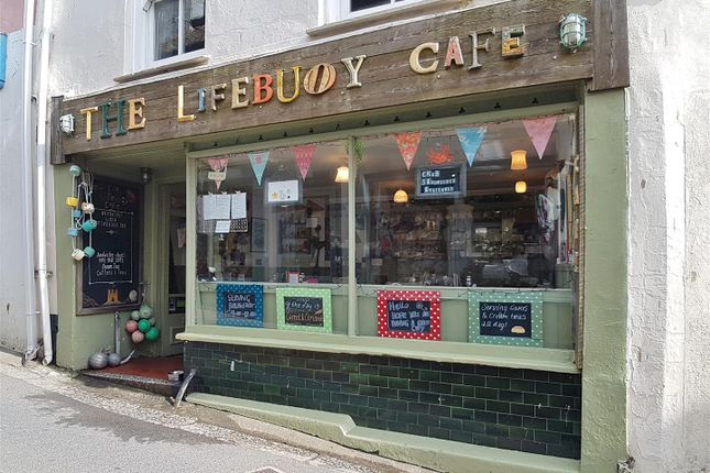 Thumbnail Commercial property for sale in Lostwithiel Street, Fowey