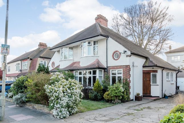 Thumbnail Semi-detached house for sale in Widmore Lodge Road, Bromley, London