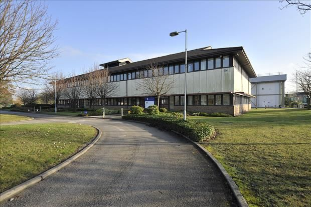 Office to let in Techbase 3, Zone Two, Newtech Square, Deeside Industrial Park, Deeside