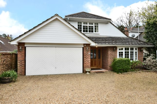 Thumbnail Detached house for sale in Curley Hill Road, Lightwater