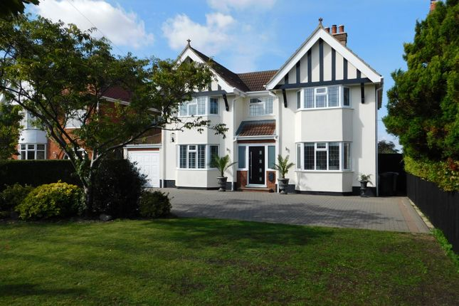 Thumbnail Detached house for sale in Drummond Road, Skegness, Lincs