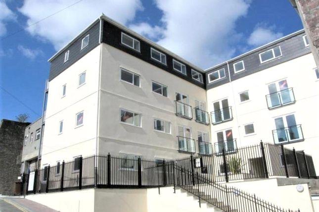 Thumbnail Flat for sale in Belgrave Lane, Plymouth, Devon