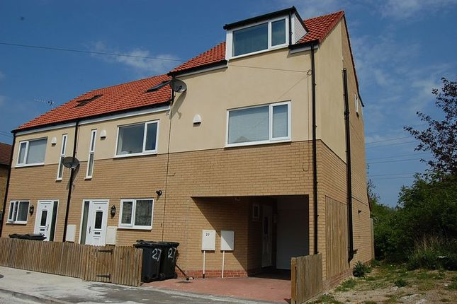 Thumbnail Terraced house to rent in Baird Avenue, Wallsend