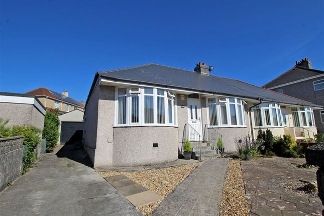 Thumbnail Semi-detached bungalow for sale in Merrivale Road, Beacon Park, Plymouth