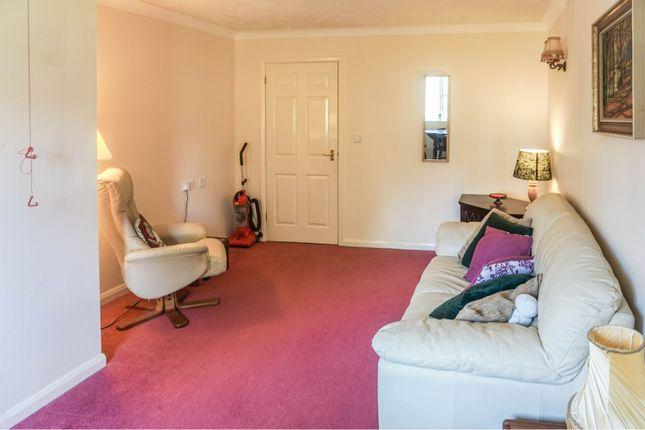 Lounge of Albion Place, Northampton NN1