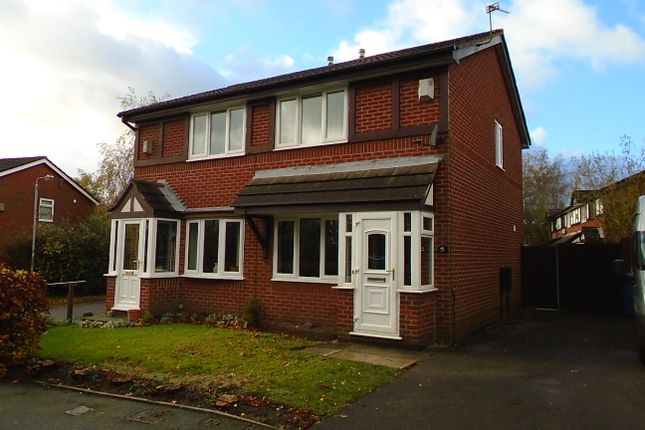 Semi-detached house to rent in St George's Road, Bury