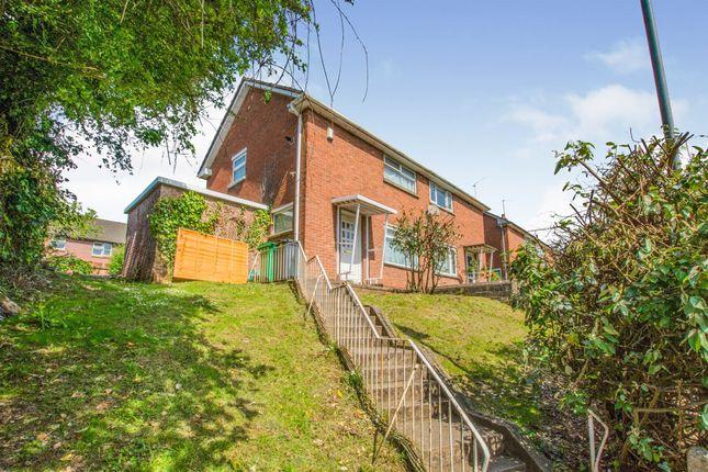Thumbnail Semi-detached house for sale in Mynachdy Road, Gabalfa, Cardiff