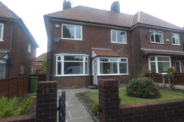 Thumbnail Semi-detached house to rent in Ash Grove, Stalybridge, Cheshire